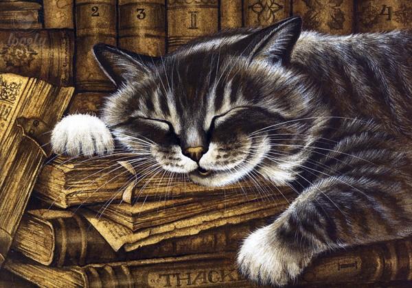Хранитель книг