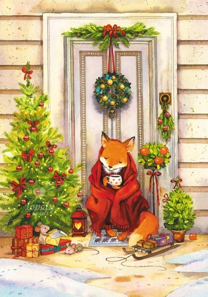 Лиззи. Рождественское утро