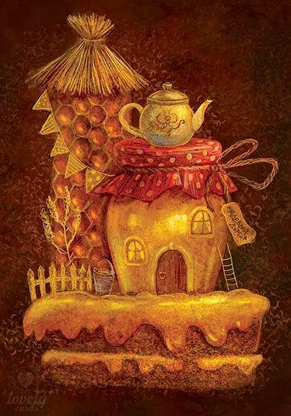 Медовый домик