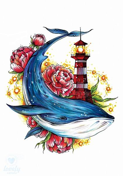 Цветы моря