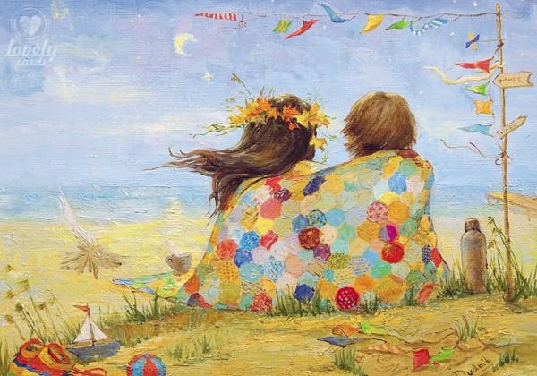 Небо, море, мы